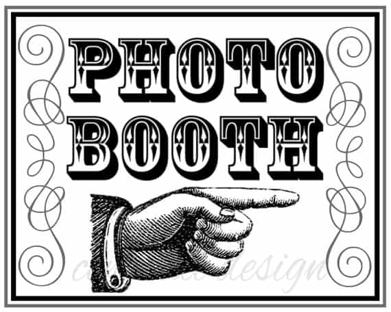 Church Directory Photo Booth