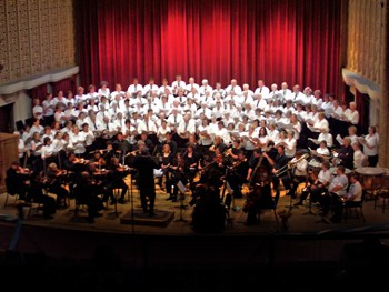 Choir or Orchestra