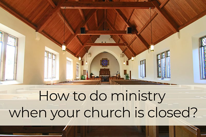 Helping Your Church Connect in a Crisis
